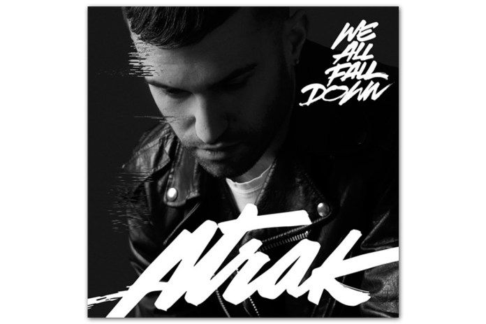 A-Trak featuring Jamie Lidell - We All Fall Down