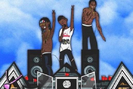 Audio Push featuring Travi$ Scott - Party 101 (Produced by Hit-Boy, Boi-1da & Rey Reel)