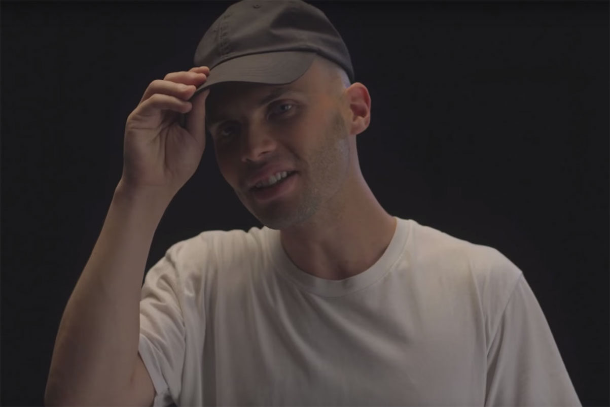 """Watch Autre Ne Veut's Music Video for """"Panic Room"""""""
