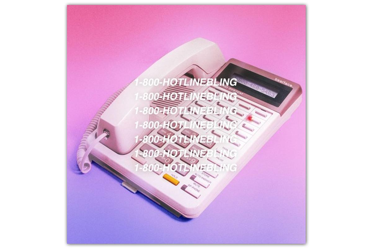 """BEAR//FACE Covers Drake's """"Hotline Bling"""""""