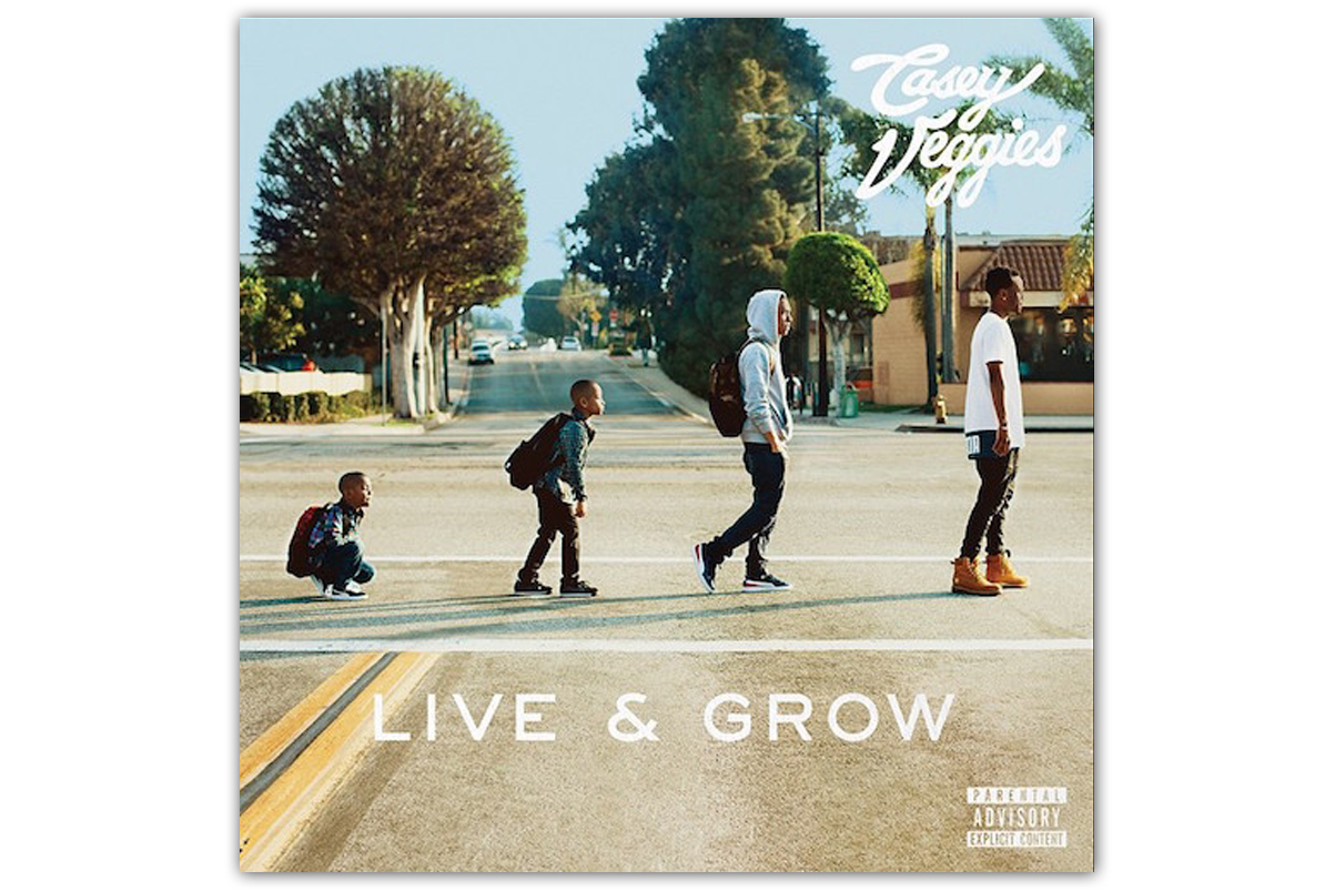 Casey Veggies featuring Dom Kennedy - Actin' Up