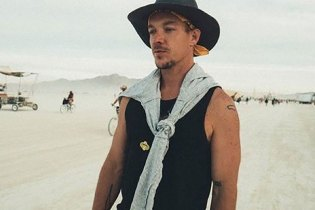 Chill Out to Diplo's Burning Man Mix