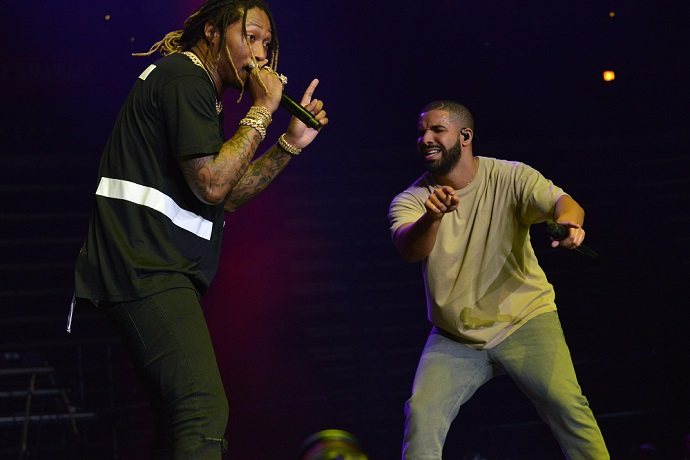 is a drake future mixtape in the works