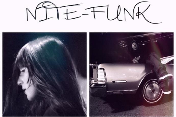 """Dam-Funk & Nite Jewel Reconnect as Nite-Funk, Release """"Can U Read Me?"""""""