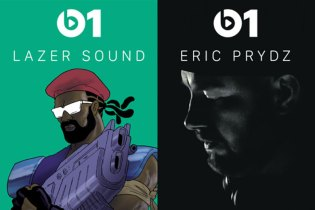 Diplo and Eric Prydz to Receive Their Own Beats 1 Radio Shows