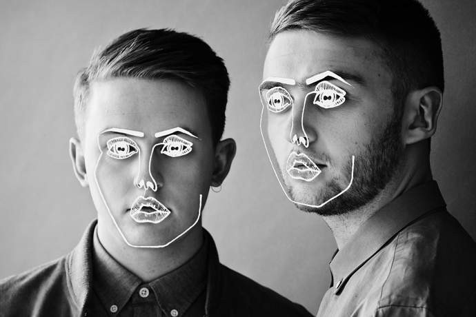 Disclosure featuring Lion Babe - Hourglass