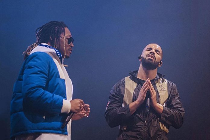 Drake and Future Ostensibly Confirm a Collaborative Mixtape