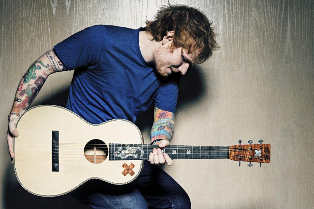 "Ed Sheeran Covers Tory Lanez' ""Say It"""