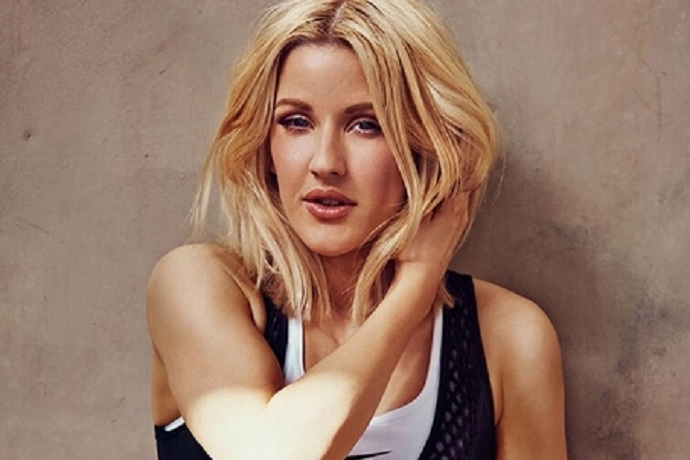 "Ellie Goulding Covers Jack Garratt's ""Weathered"""