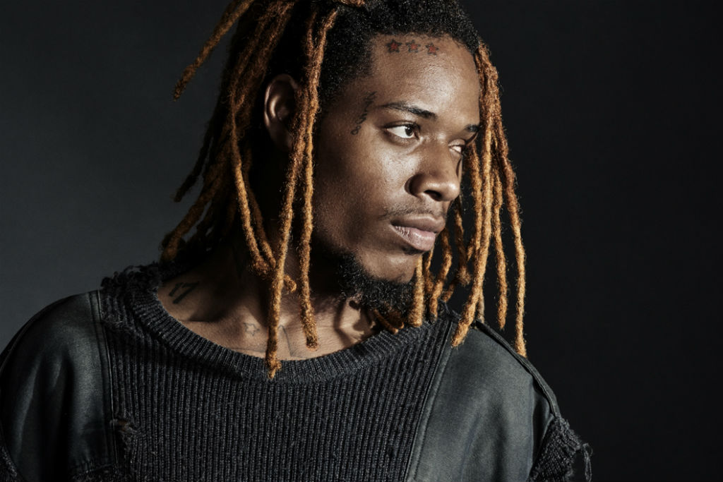 Fetty Wap Hospitalized After Motorcycle Crash in New Jersey