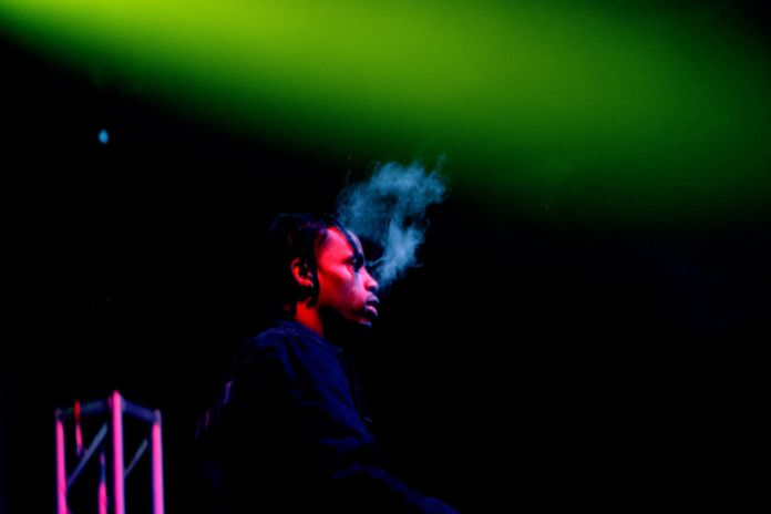 First-Week Sales Projections for Travi$ Scott's 'Rodeo' Are In