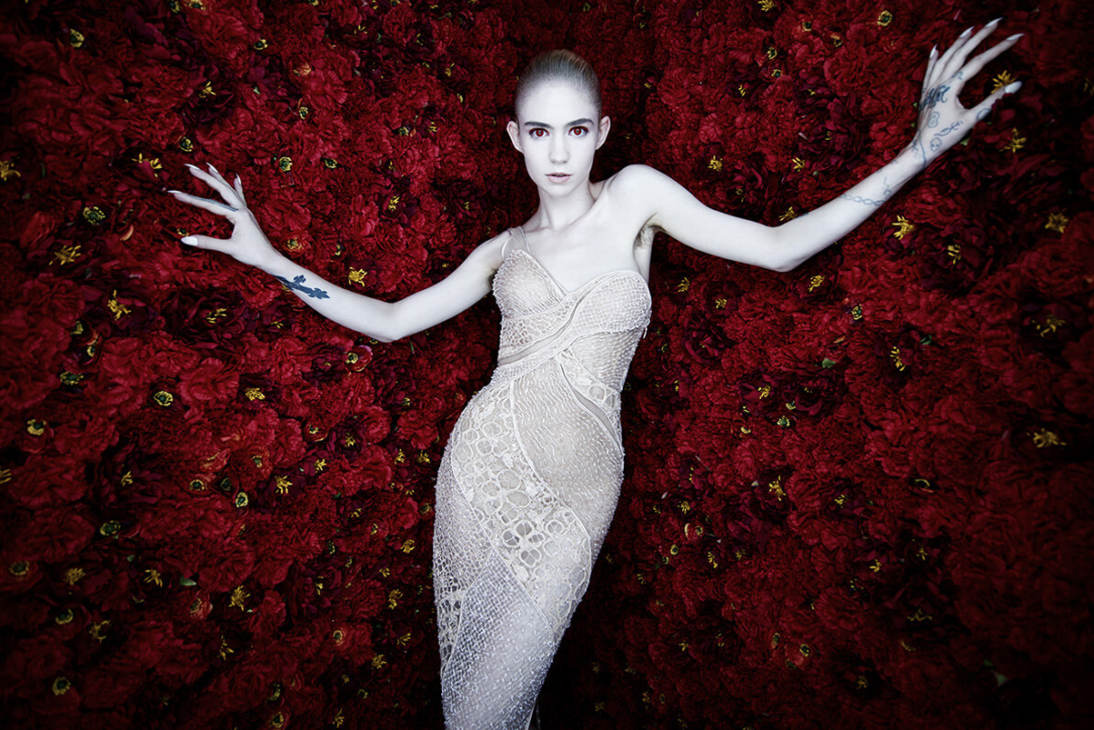 Grimes' New Album is Dropping Very Soon
