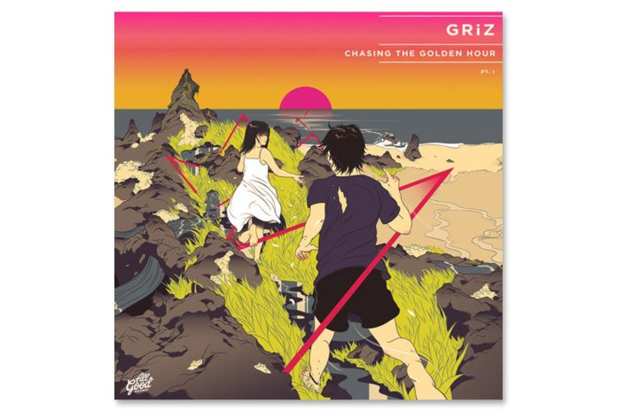 GRiZ Drops a Surprise Album 'Chasing The Golden Hour Pt. 1'
