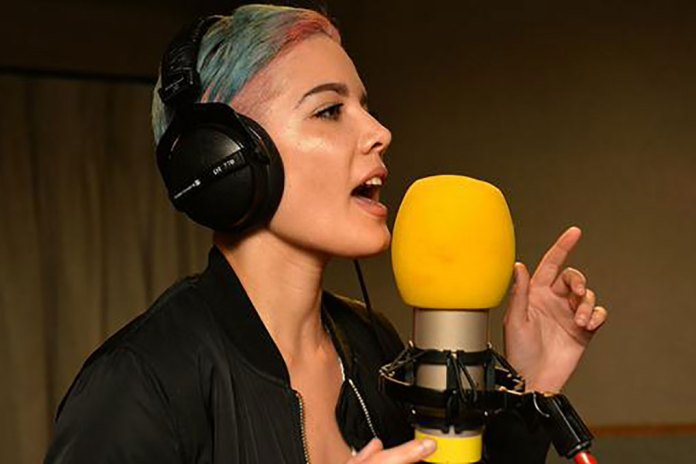 """Halsey Mashes Justin Bieber's """"What Do You Mean"""" with The Weeknd's """"Often"""" In New Cover"""