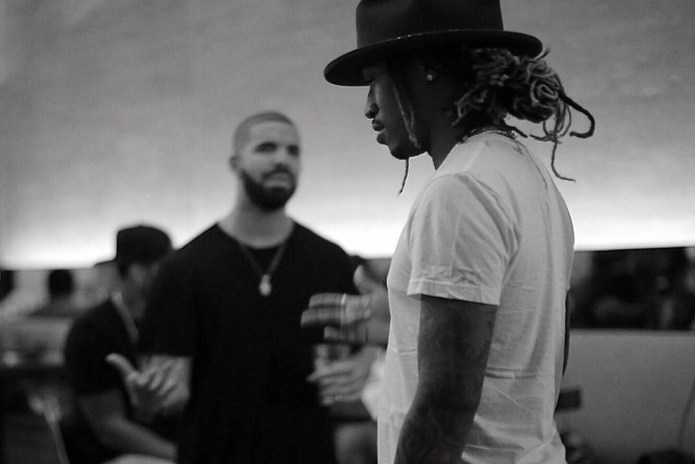 Here's The Tracklist For Drake And Future's Mixtape 'What A Time To Be Alive'