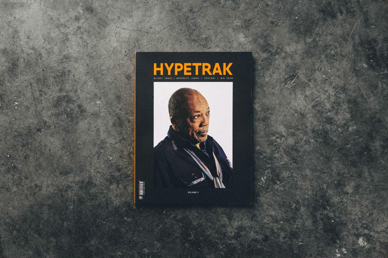 HYPETRAK Magazine: Volume 2 Is Here