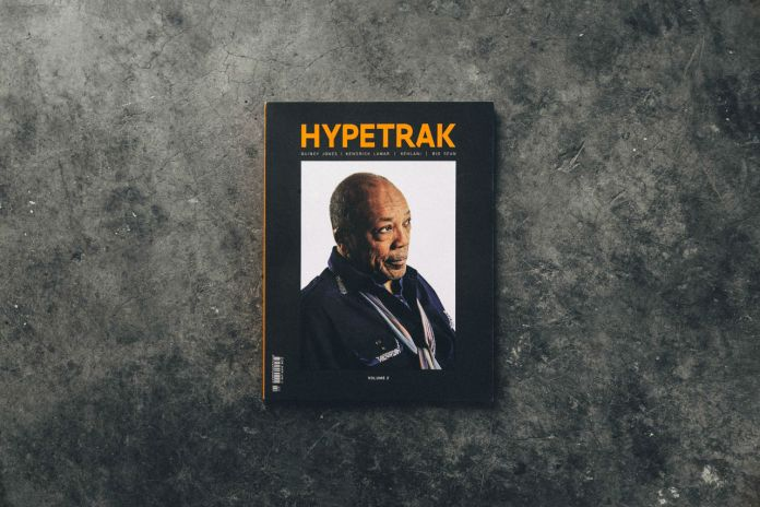 HYPETRAK Magazine: Volume 2 Is Here
