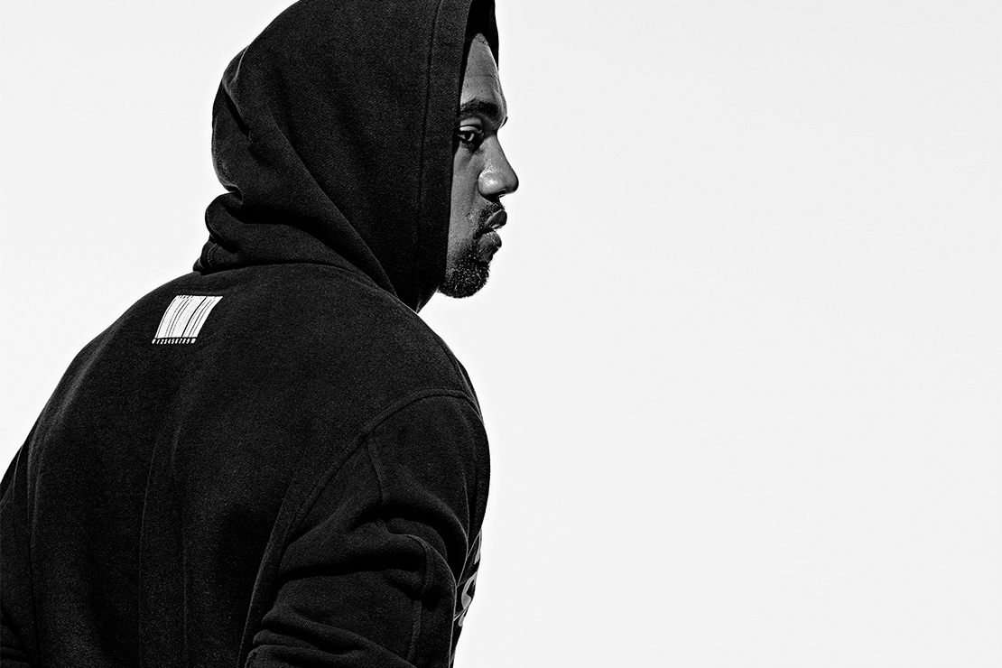 kanye west more star in alexander wang campaign