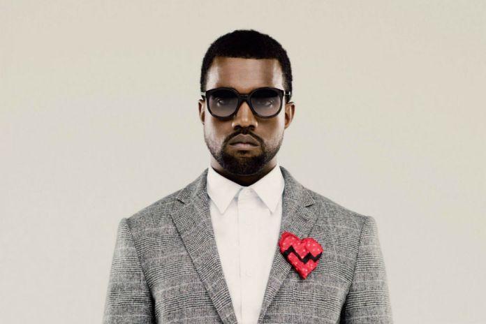 Kanye West Performed '808s & Heartbreak' in Hollywood Last Night