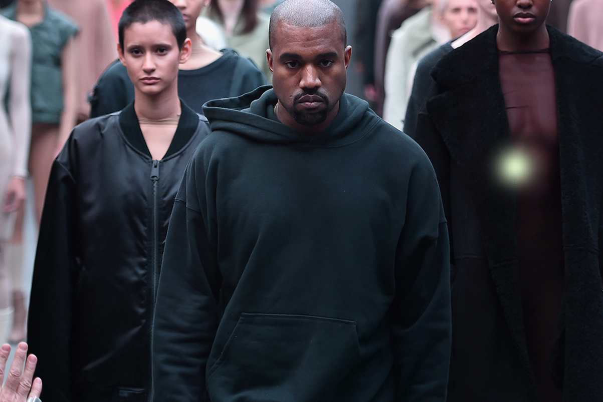 kanye west will live stream his yeezy season 2 fashion show in theaters worldwide