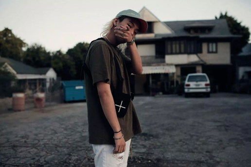 """Keith Ape Performs """"It G Ma"""" at His Fashion Week Debut"""