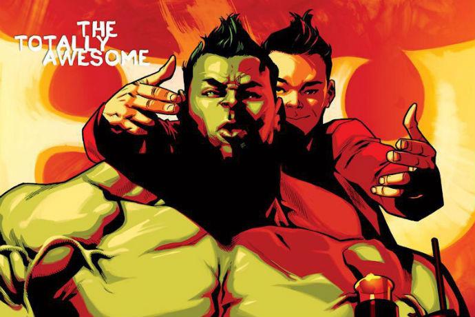 kendrick lamar raekwon kool keith get marvel comic covers