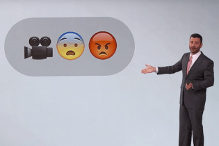 Jimmy Kimmel Explains The VMAs With Emojis