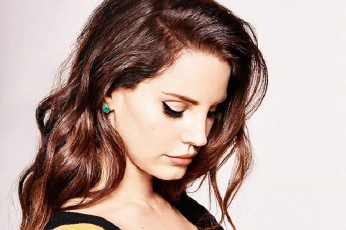 Lana Del Rey Performs Live for BBC Radio 1 Session