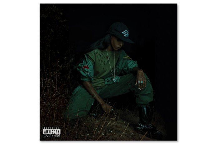 Listen to Angel Haze's New Mixtape 'Back to the Woods'