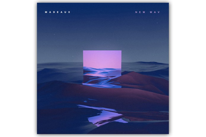 Madeaux - NEW WAV (EP Stream)