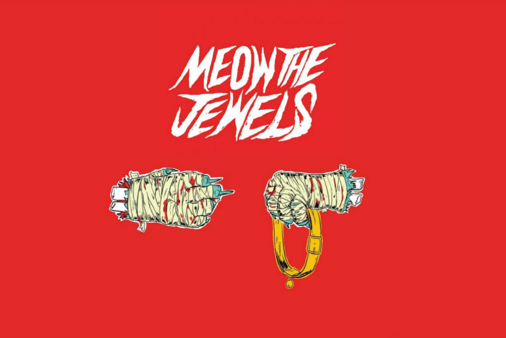 Meow The Jewels - Oh My Darling Don't Meow (Just Blaze Remix)