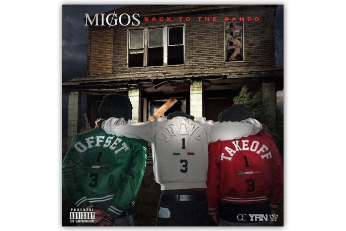 Migos - Back to the Bando (Mixtape Stream)