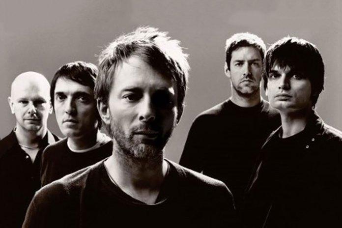 Photos Emerge of Radiohead Hard at Work in the Studio