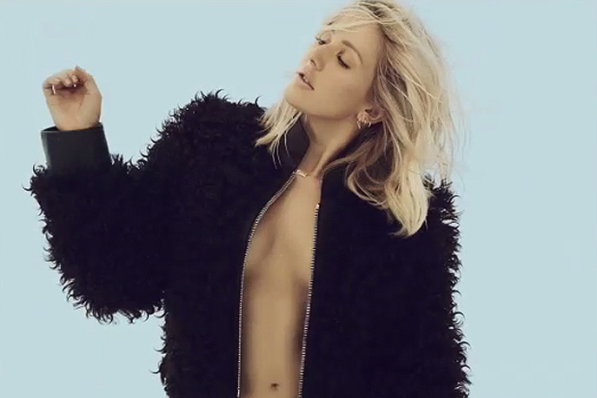 preview ellie gouldings max martin produced single on my mind