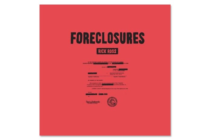 "Rick Ross To Release New Album This Week and Shares ""Foreclosures"""