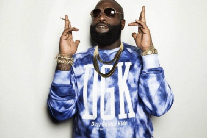 Rick Ross - Work (Produced by Jahlil Beats)
