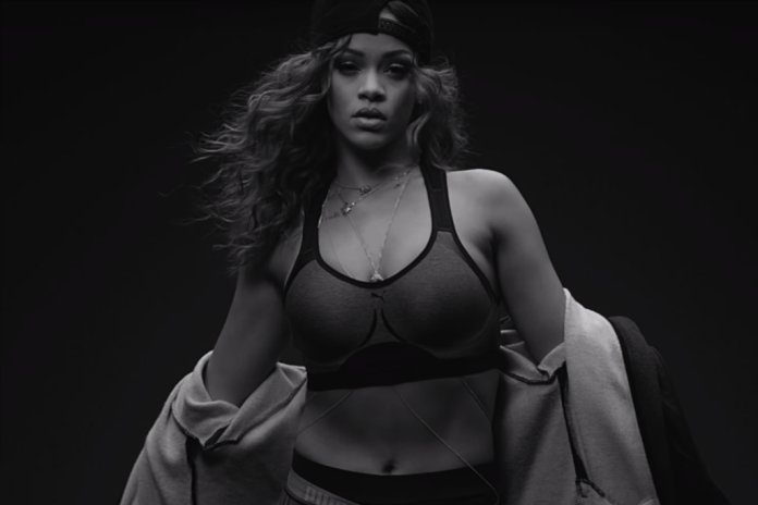 Rihanna Stars in New PUMA #NoMatterWhat Video