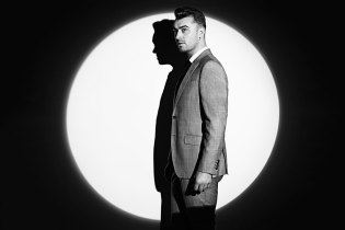 "Sam Smith Will Sing the James Bond Theme, ""Writing's On The Wall"""