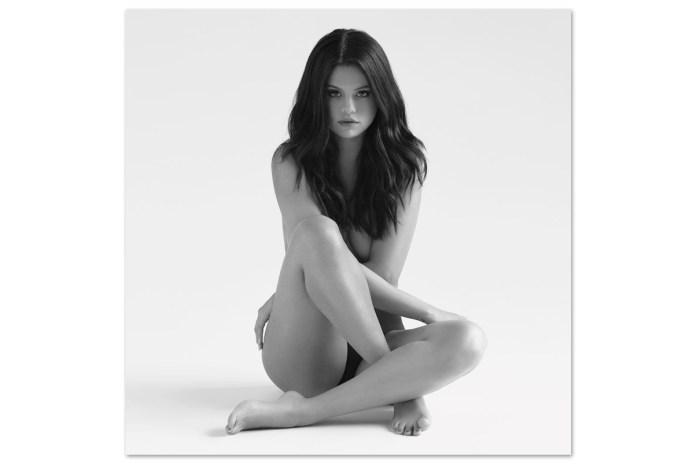 Selena Gomez Strips Down For Album Artwork