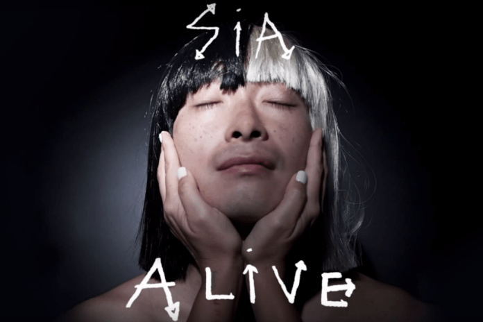 "Sia Shares Her New Song  ""Alive,"" Co-Written With Adele and Tobias Jesso Jr."