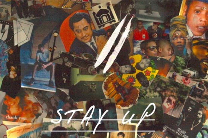 Stream Abhi//Dijon's 'Stay Up' EP