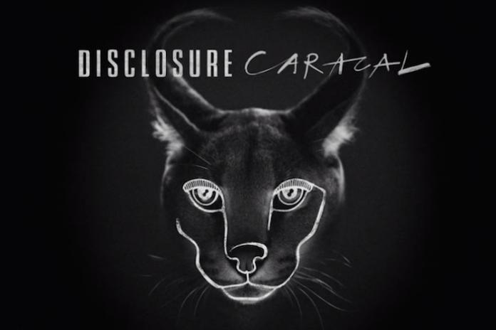 Stream Disclosure's New Album 'Caracal'