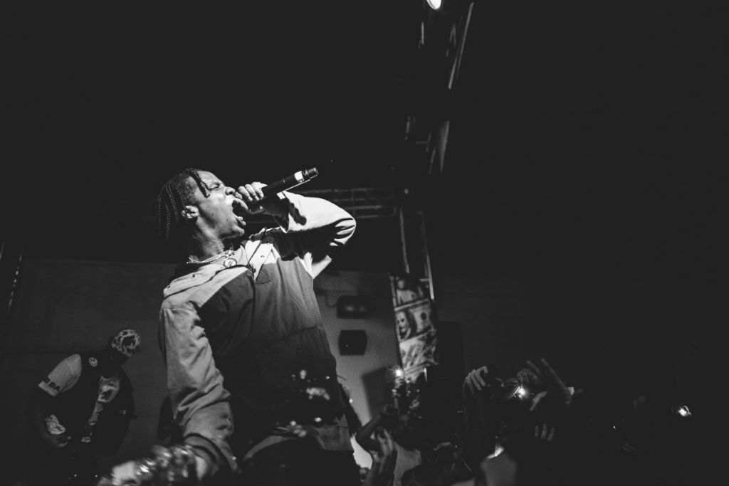 The First-Week Sales Numbers for Travi$ Scott's 'Rodeo' Are In