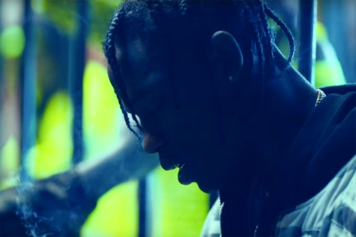 "Watch Travi$ Scott's New Music Video for ""Antidote"""