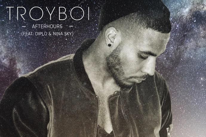 TroyBoi featuring Diplo & Nina Sky - Afterhours