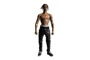 Want to Buy a Travi$ Scott Action Figure?