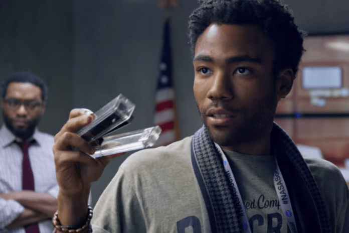 Watch a Scene With Donald Glover From Ridley Scott's 'The Martian'