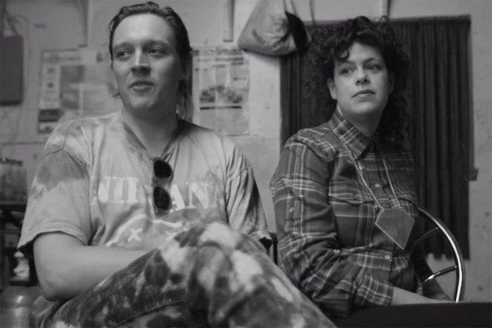 "Watch Arcade Fire Perform Reflektor Outake ""Get Right"""