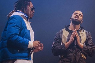 Watch Behind the Scenes Footage of Drake & Future's 'What A Time To Be Alive' Studio Session
