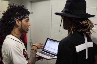 """Watch Behind-the-Scenes Footage of 'DS2' and Birthday Bash in DJ Esco's """"Side Show"""""""